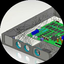 Kühlung elektrischer Komponenten